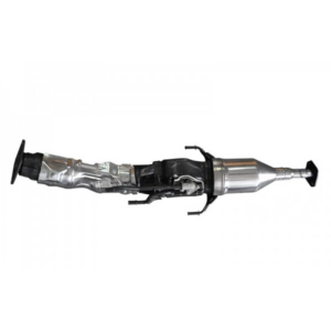 Lexus CT Phase 1 Exhaust Front Section and Catalytic Convertor