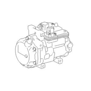 Lexus RX Phase 3 Air Conditioning Compressor